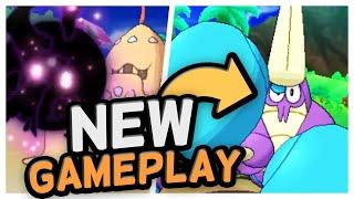 ANOTHER NEW POKÉMON REVEALED + GAMEPLAY!! - Pokémon Sun and Moon by Tyranitar Tube