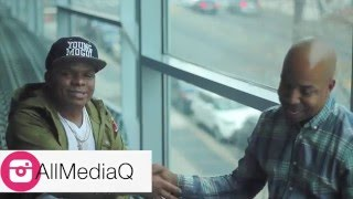 """Q Dezzy On How He Got His Start """"I Snuck Backstage At Powerhouse & Colby Colb Played Me&quo"""