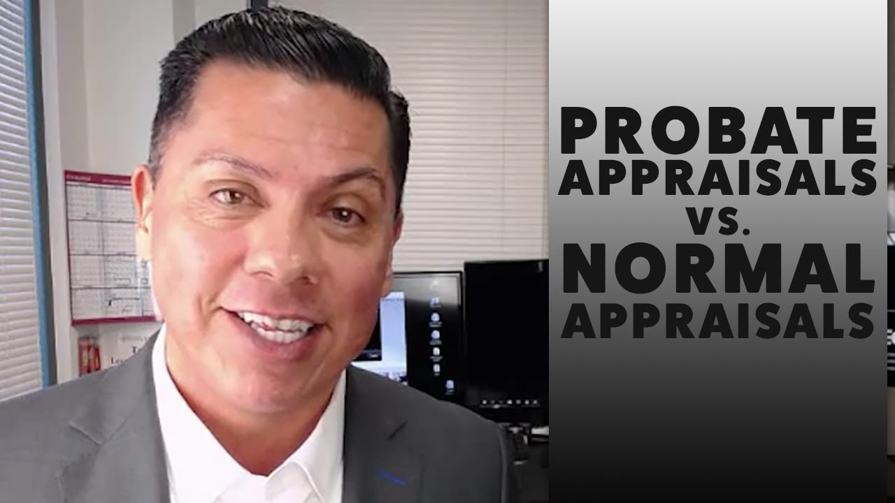 Probate Referee Appraisals vs. Normal Appraisals—What's the Difference?