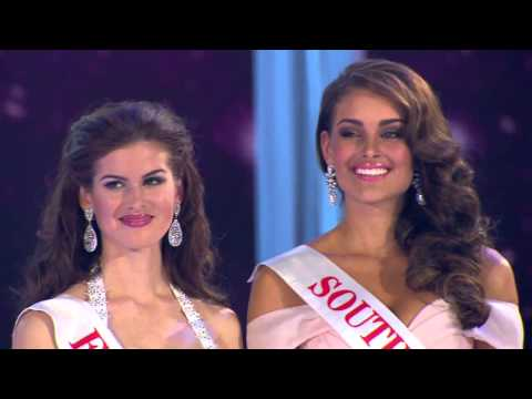 Miss World 2014 - Crowning Moment - Miss South Africa