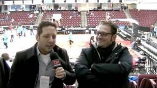 Daniele Baiesi Interview (Part 1) - 2010 D-League Showcase