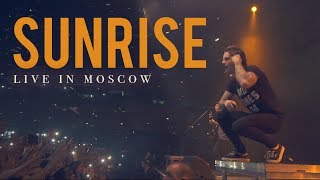 """Video Our Last Night - """"Sunrise"""" (LIVE IN MOSCOW) MP3, 3GP, MP4, WEBM, AVI, FLV Juni 2018"""