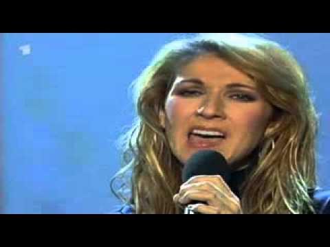 Céline Dion - Goodbye's ( The Saddest Word ) ( Emission Télévisée )