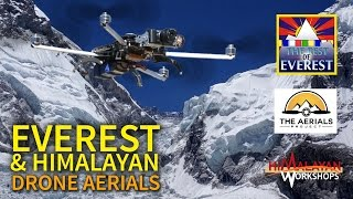 Video Flying A Drone At Everest - Himalayan Aerials MP3, 3GP, MP4, WEBM, AVI, FLV Agustus 2018