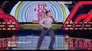 Video Gamayel: Mengamankan Biduan (SUCI 6 Show 11) MP3, 3GP, MP4, WEBM, AVI, FLV Maret 2019