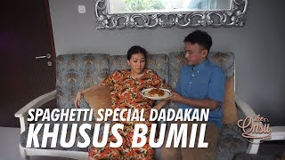 Video The Onsu Family - Spaghetti Special Dadakan Khusus Bumil MP3, 3GP, MP4, WEBM, AVI, FLV Mei 2019