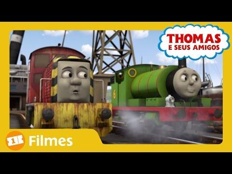 Thomas e Seus Amigos: Resgate na Ilha Misteriosa (Trailer)