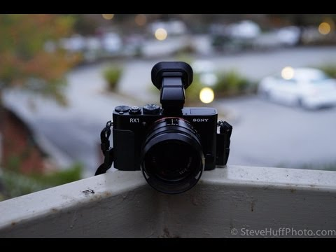 EXCLUSIVE Sony RX1 1st look with accessories, video and image samples!