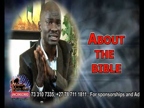 Omegafireministries - Pastor xplain this is a television reality talk show under the umbrella of QUESTION UNCENSORED. It challenges all leaders to answer all our burning questions...
