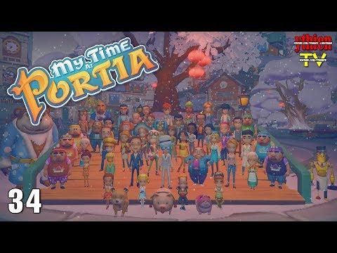 My Time At Portia 34 - Lễ Hội Mùa Đông - Thời lượng: 47 phút.