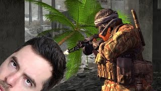 FACE PALM (TREE) - Prop Hunt