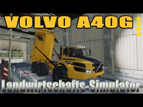 Volvo A40G v2.1.1.0