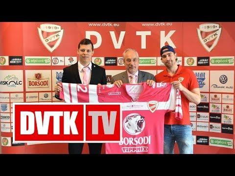 A DVTK Jegesmedvék is mellrák ellen | 2017. október 3. | DVTK TV