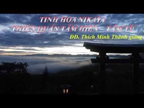 Tinh Hoa NIKAYA - Thiền Quán Tâm Hiền – Tâm Từ