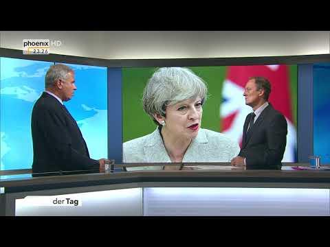 Brexit-Verhandlungen: Expertengespräch mit Prof. Lu ...