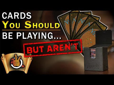 Cards You Should Be Playing (But Aren't) l The Command Zone #254 l Magic: the Gathering EDH