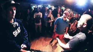 Smoked Out Battle League | D-Haze vs. Shatman