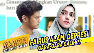 Video GARA-GARA GALIH GINANJAR, FAIRUZ A RAFIQ SULIT TIDUR – BARISTA 06/07 MP3, 3GP, MP4, WEBM, AVI, FLV Juli 2019