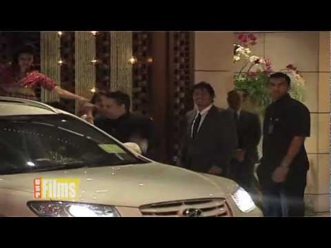 (Mukesh - Cars at Mukesh Ambani Party.