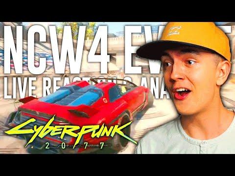 Cyberpunk 2077 - Night City Wire Episode 4 LIVE REACTION!