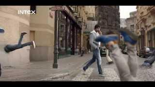 Intex Aqua Trend TV Commercial with Sudeep Sanjeev
