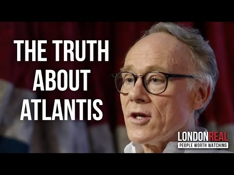 THE TRUTH ABOUT ATLANTIS - Graham Hancock on London Real