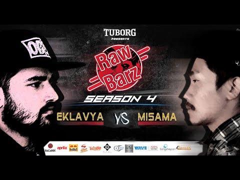 (Eklavya vs Misama (Official Battle) | Tuborg Presents...  22 minutes.)