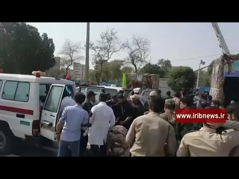 Πολύνεκρη επίθεση ενόπλων σε στρατιωτική παρέλαση στο Ιράν…