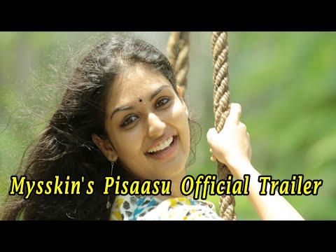 Mysskin's Pisaasu Official Trailer | Produced by Director Bala | Pisasu Trailer