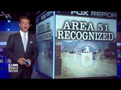 UFO : The CIA and Federal Government finally admit the existance of Area 51 (Aug 16, 2013)
