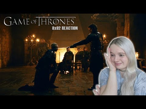 Game of Thrones 8x02 'A Knight of the Seven Kingdoms' REACTION