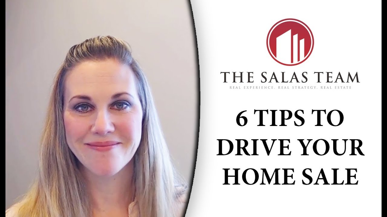 6 Tips to Drive Your Home Sale