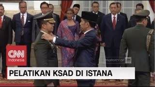 Video Full - Presiden Jokowi Resmi Lantik Andika Perkasa Jadi KSAD MP3, 3GP, MP4, WEBM, AVI, FLV September 2019