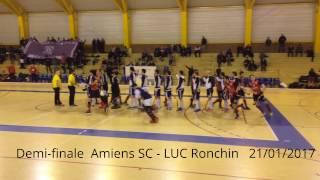 Amiens SC - LUC Ronchin