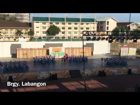 Sinulog sa Kabataan Barangayan 2019 Brgy. Labangon. (1st Placer)