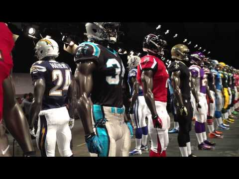 0 Nike Football   Elite 51 Uniform Collection | For 2012 NFL Season