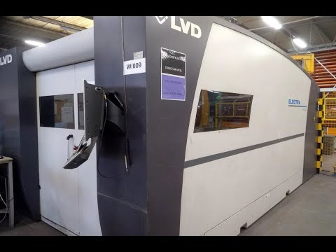 Máquina de corte por láser 2D ELECTRA FL-3015 2013