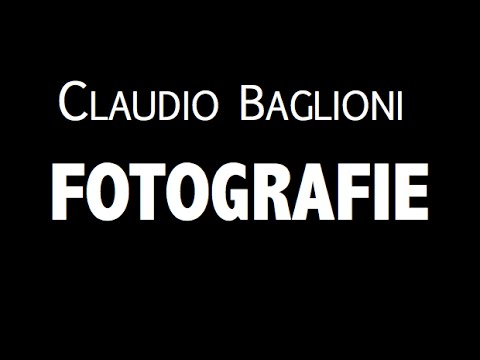, title : 'CLAUDIO BAGLIONI / FOTOGRAFIE / LYRIC VIDEO'