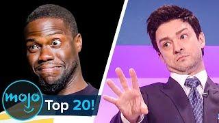 Video Top 20 Hilarious Impressions Done by Celebrities MP3, 3GP, MP4, WEBM, AVI, FLV Juli 2019
