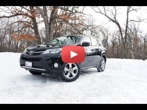 2015 Toyota Rav4 Review | 2015 Toyota Rav4 Test Drive | Chicago News |