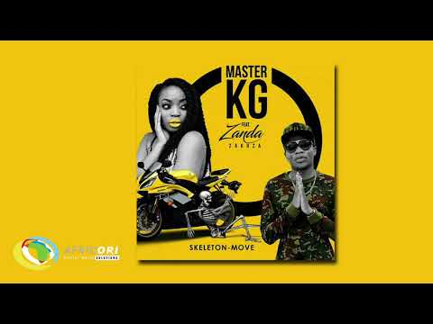 Master KG - Skeleton Move [Feat. Zanda Zakuza] (Official Audio)