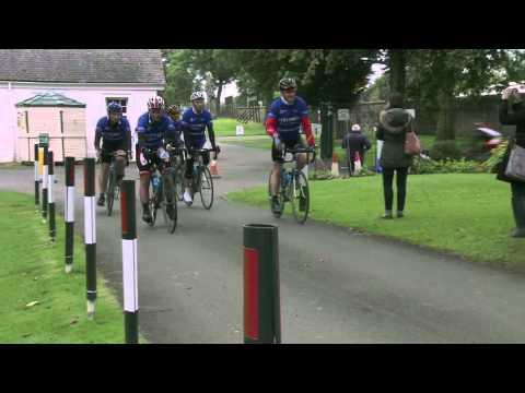 Scotmid's Ride Across Britain for Maggie's