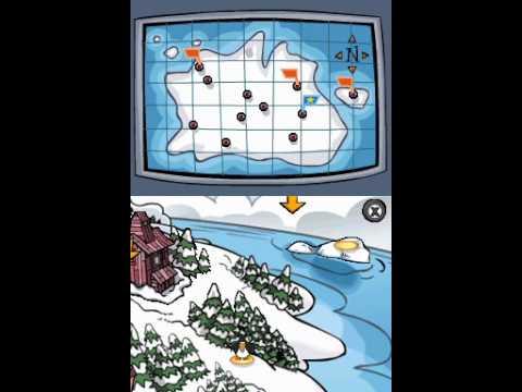 jogo nintendo ds - club penguin - herbert ?s revenge