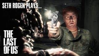 Video Seth Rogen Plays The Last of Us MP3, 3GP, MP4, WEBM, AVI, FLV September 2018