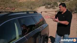 2012 Volvo XC70 Station Wagon Test Drive&Car Review