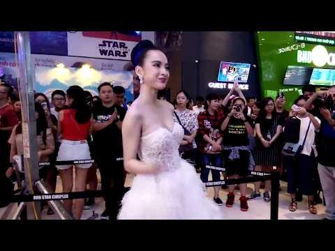 0 Angela Phương Trinh thừa nhận thích khóa môi với Rocker Nguyễn