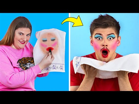 14 Funny Couple Pranks! Prank Wars!