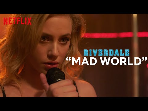 Elenco de Riverdale canta 'Mad World' de Donnie Darko | Netflix