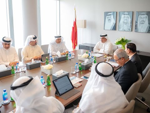 HRH the Deputy King chairs EDB board meeting