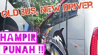 Video Bus Lawas, Sopir Baru 4 hari ! Trip Report bus Sugeng Rahayu 7581 jam pagi buta MP3, 3GP, MP4, WEBM, AVI, FLV Desember 2018